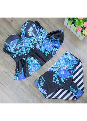 Floral Bikini set for women